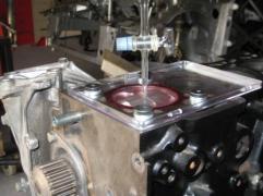 cubicado piston motor
