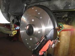 frenos traseros sport renault 5 gt turbo y renault clio