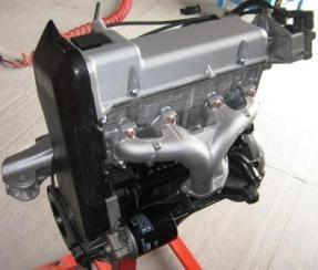MOTOR FIAT PANDA 4X4 100 CV