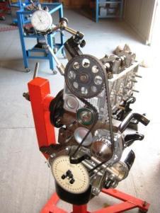 MOTOR FIAT PANDA 4X4