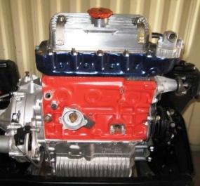 MOTOR MINI COOPER 1300 - 90 CV