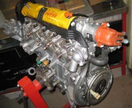 motor XU9 peugeot restaurado
