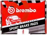 pastillas freno brembo bmw