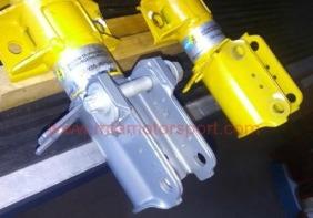 sistema regulación caidas-camber en amortiguadores