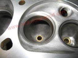 ajustados de camara de culata motor modificada