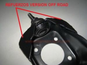 mangueta version off road seat panda y marbella zona inferior rotula