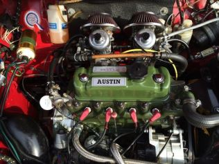 AJUSTES CARBURADORES SU AUSTIN MINI