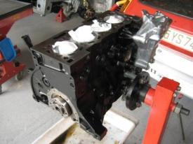 bloque de motor para montar