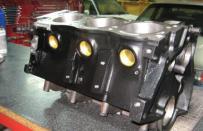 bloque de motor renovado ford v6 2800