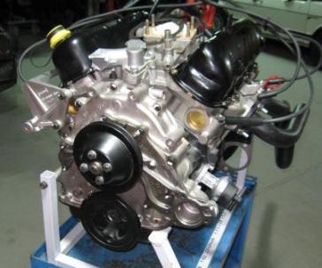 motor ford sierra-capri 2,3 V6 restaurado.JPG